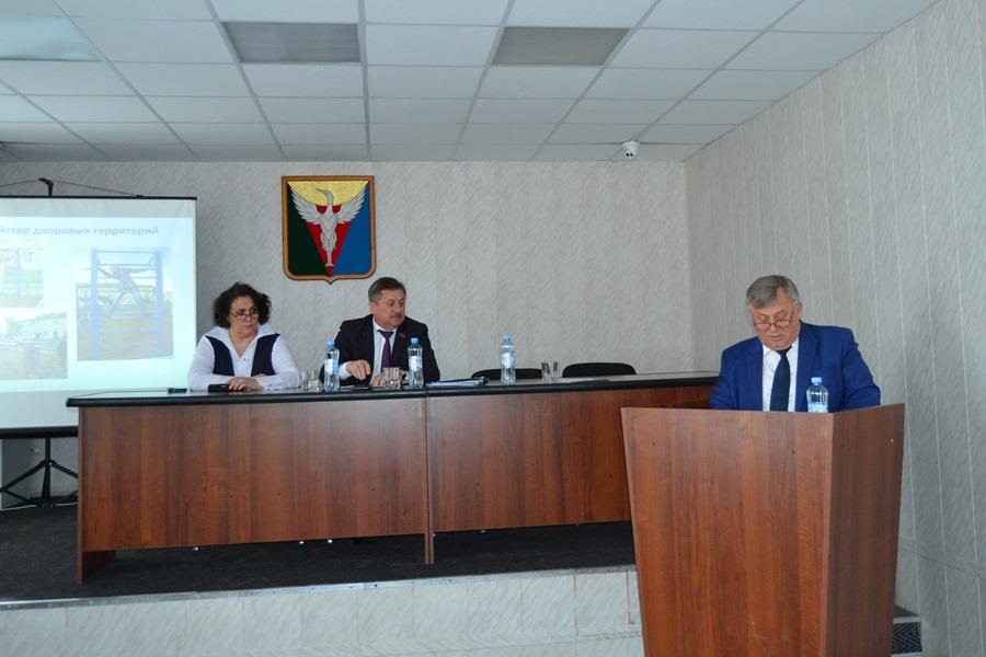 Глава района отчитался перед депутатами и рассказал о планах на 2020 год