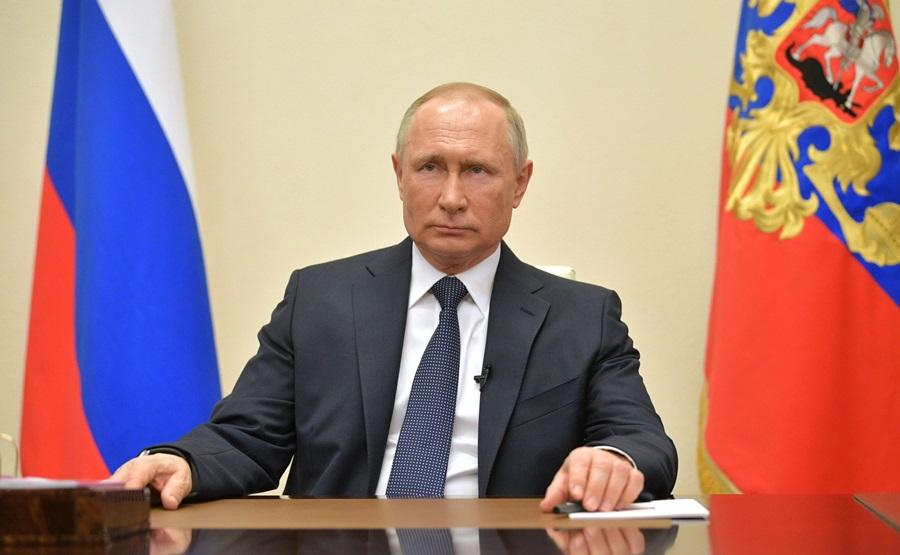 Второе обращение Путина к нации в связи с коронавирусом. Главное