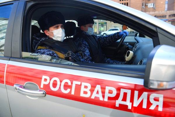 Полиция предупреждает о штрафах за нарушение карантина!