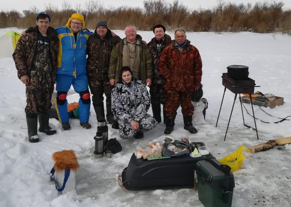 Незабываемая рыбалка на речке Уй