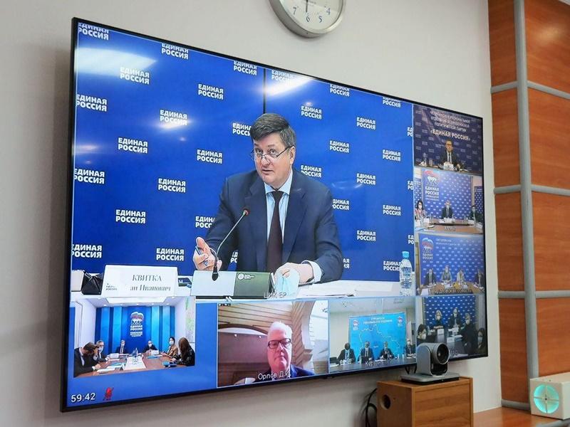 Иван Квитка: На предстоящих выборах предстоит жесткая борьба в интернете
