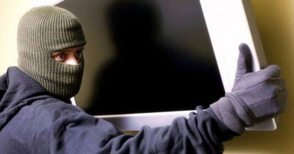 Похищенное сбыть не успел - все изъяли полицейские