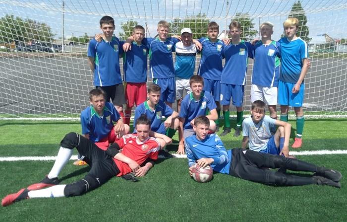 Юные футболисты достойно сразились на областном турнире