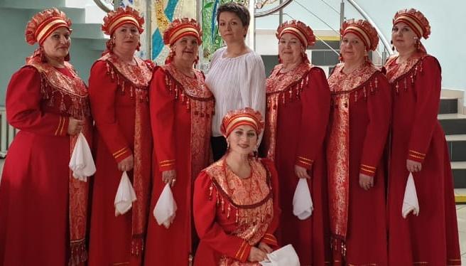 Наши хоровые коллективы  - обладатели высоких наград областного фестиваля
