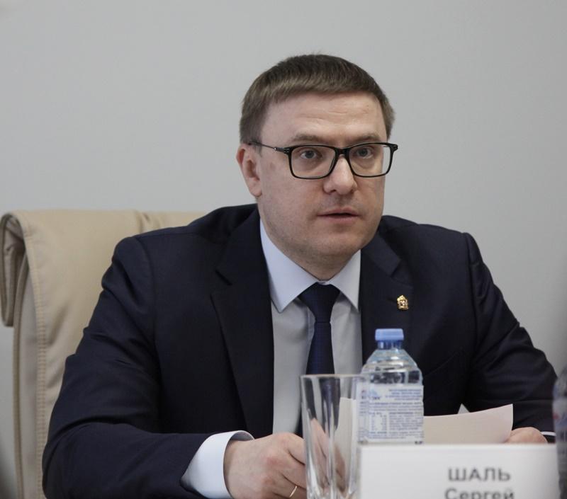 Алексей Текслер посетил международный аэропорт «Челябинск» имени И.В. Курчатова