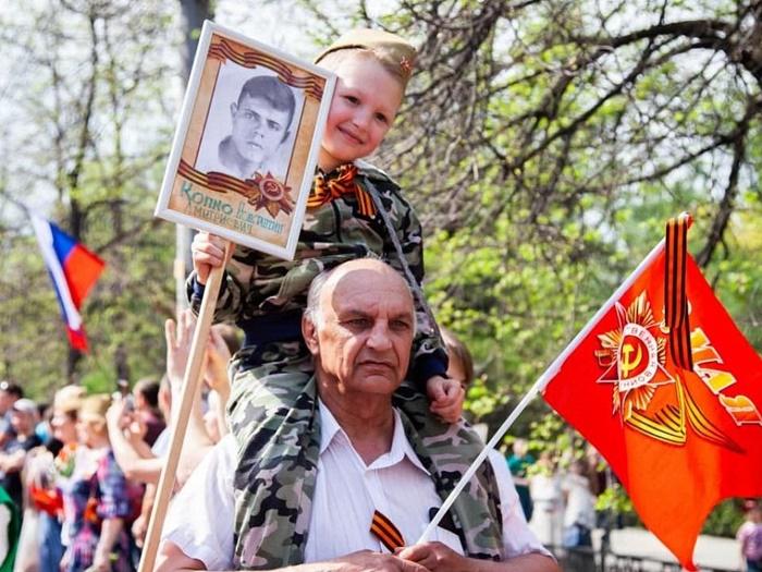 Челябинская область принимает участие в акции «Бессмертный полк онлайн»