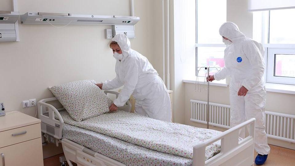 Пациентов с положительным тестом на COVID-19 могут выписать из больницы в Челябинской области
