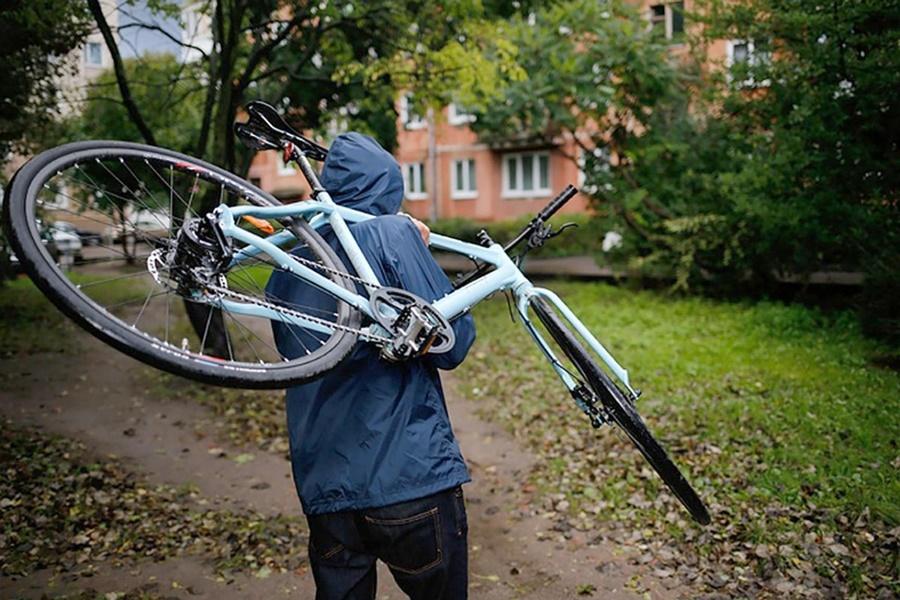 Украл велосипед у друзей-собутыльников