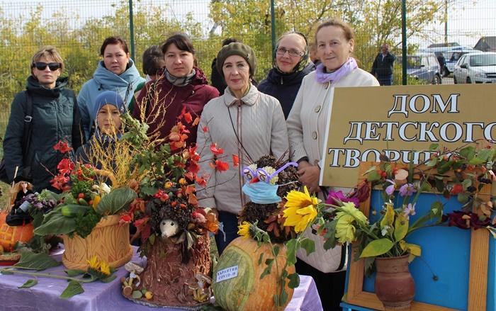 Сельчан приглашают принять участие в ярмарке даров осени