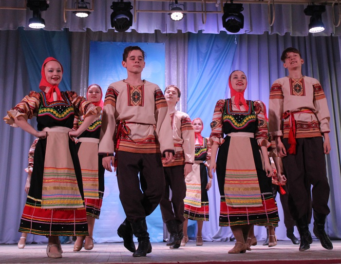 В Подовинновской школе искусств открылось новое отделение