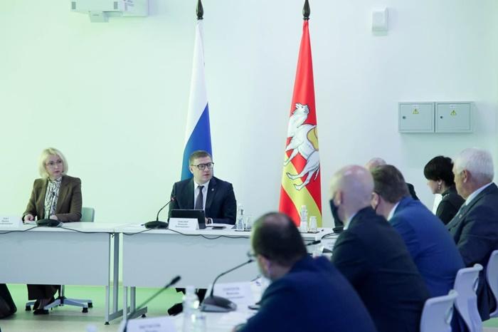 Алексей Текслер провел заседание попечительского совета «Курчатов Центра»