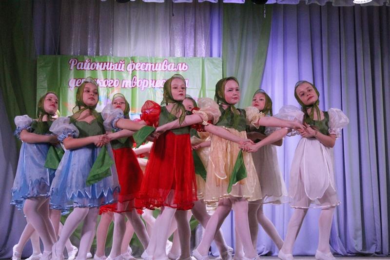 Большинство детей желают танцевать
