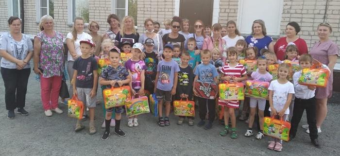 30 детей посетили мероприятие «Первый раз в первый класс»