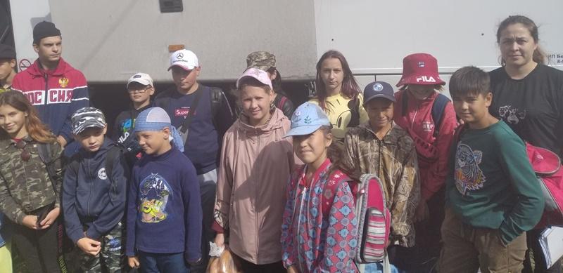 15 детей отдохнут в «Ильменах»