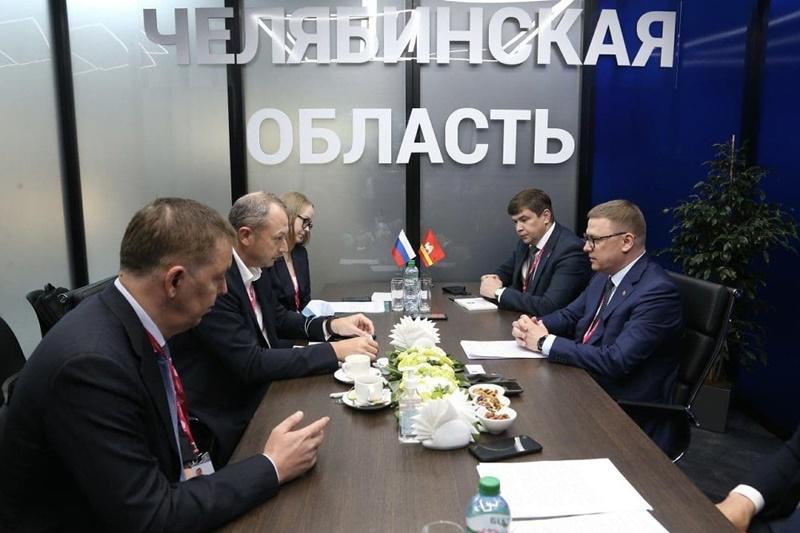 В Челябинской области пройдет форум, посвященный реализации нацпроекта «Производительность труда»